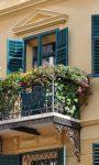 Fototapeta na taras i balkon.