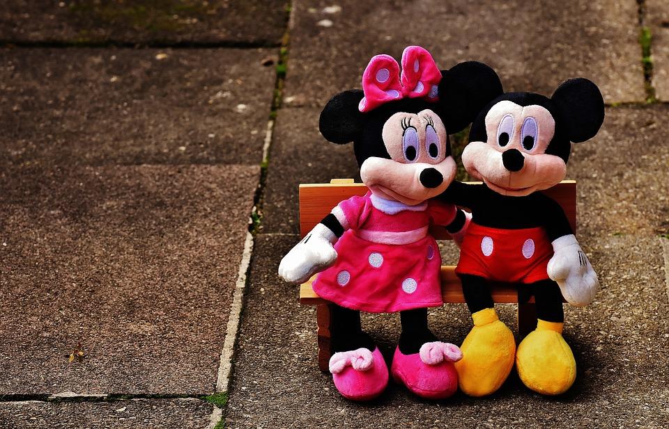 fototapeta mickey mouse
